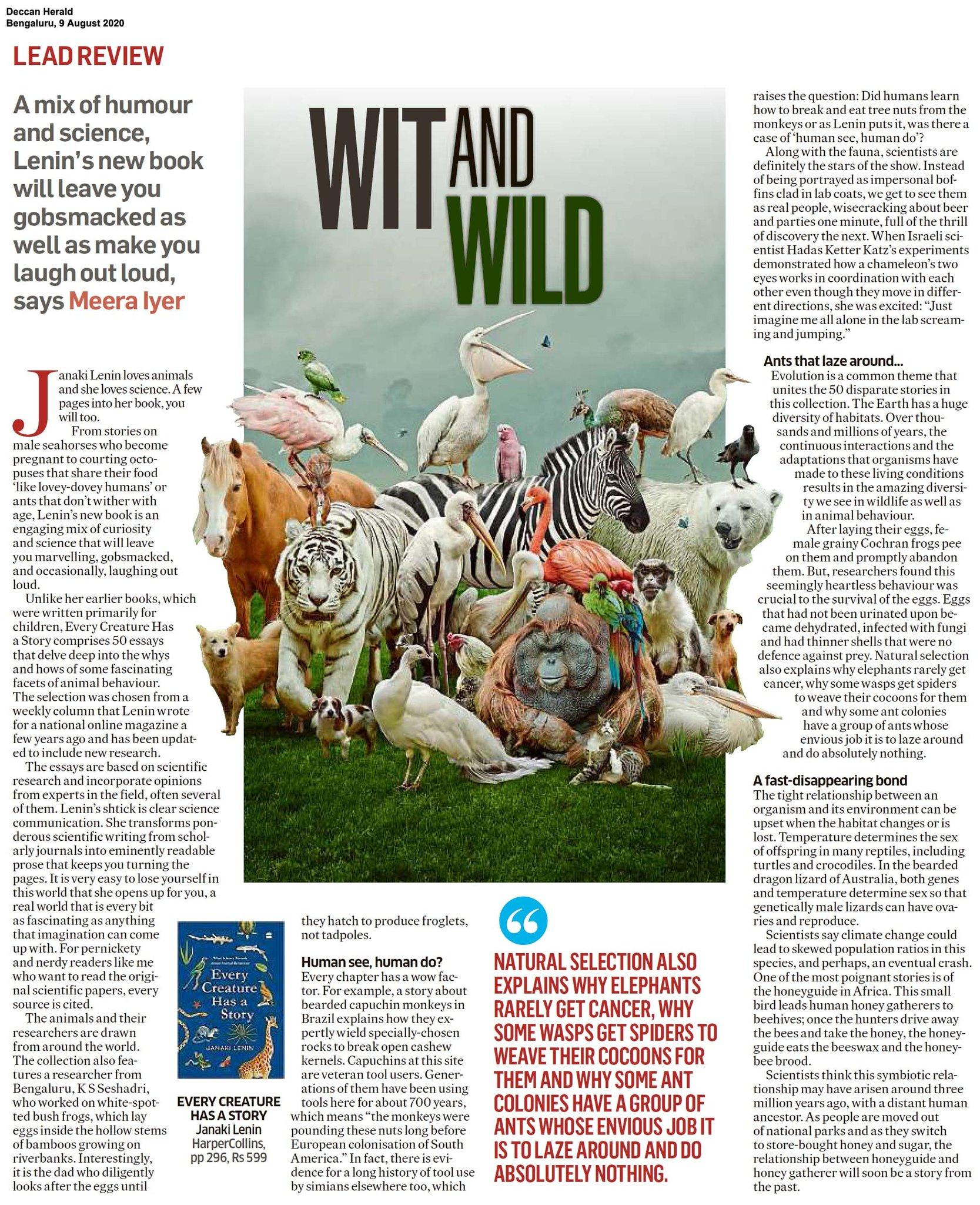 Deccan Herald review